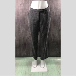 Investments Petites Size 8P Gray Blended Pants